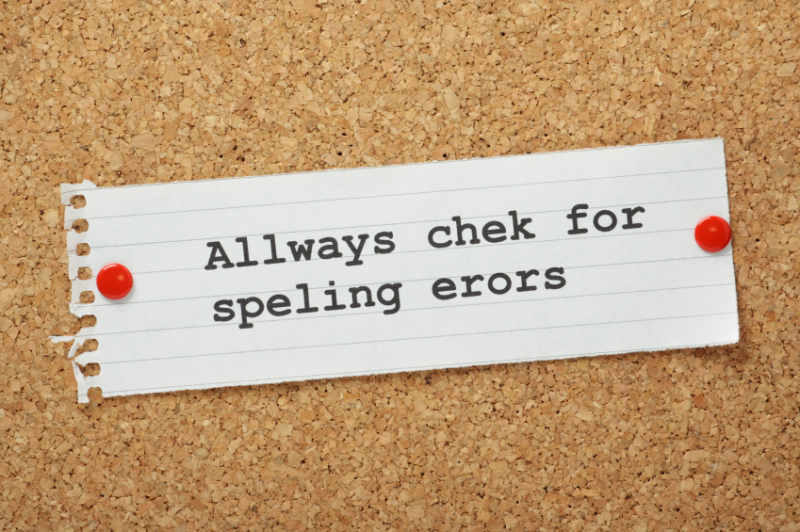 Improve Your English – Spelling, Punctuation & Grammar