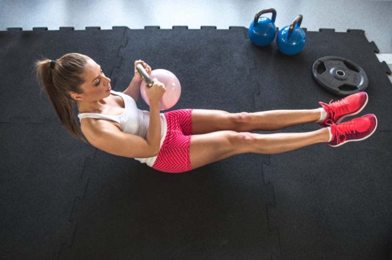 Crossfit For All: High Intensity Interval Training