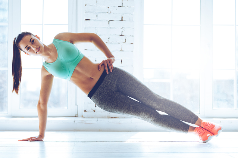 Personal Trainer: The Complete Bodyweight Workout