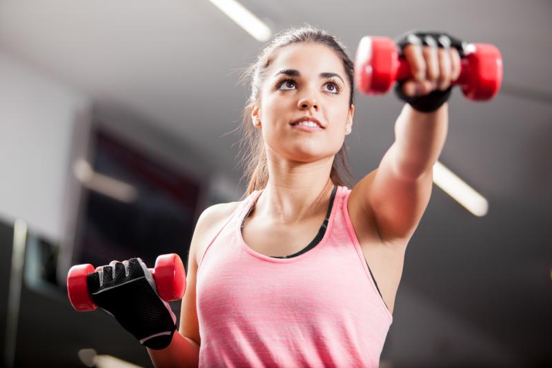 Beginner Weight Training: 8 Week Programme