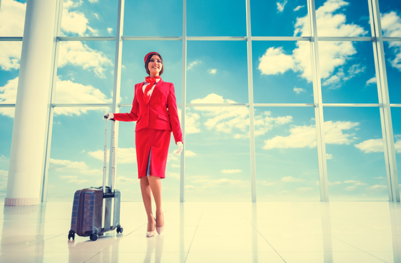 Cabin Crew Diploma: Become a Flight Attendant course | reed.co.uk